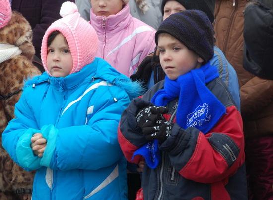 Открытие главной новогодней ёлки Одессы
