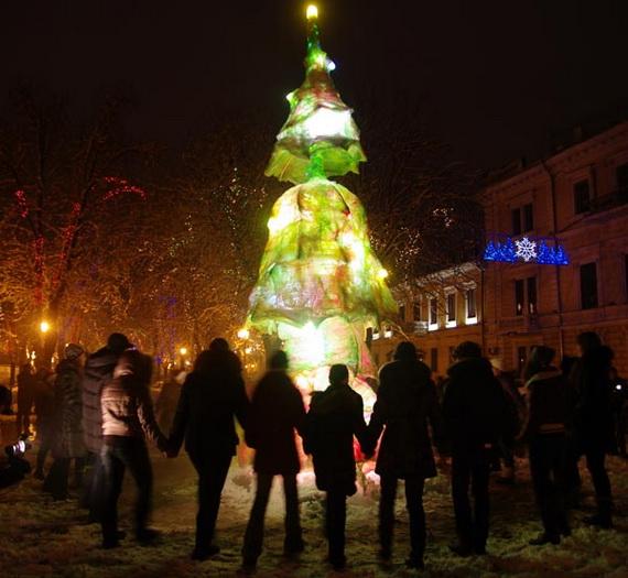 Одесская альтернативная ёлка