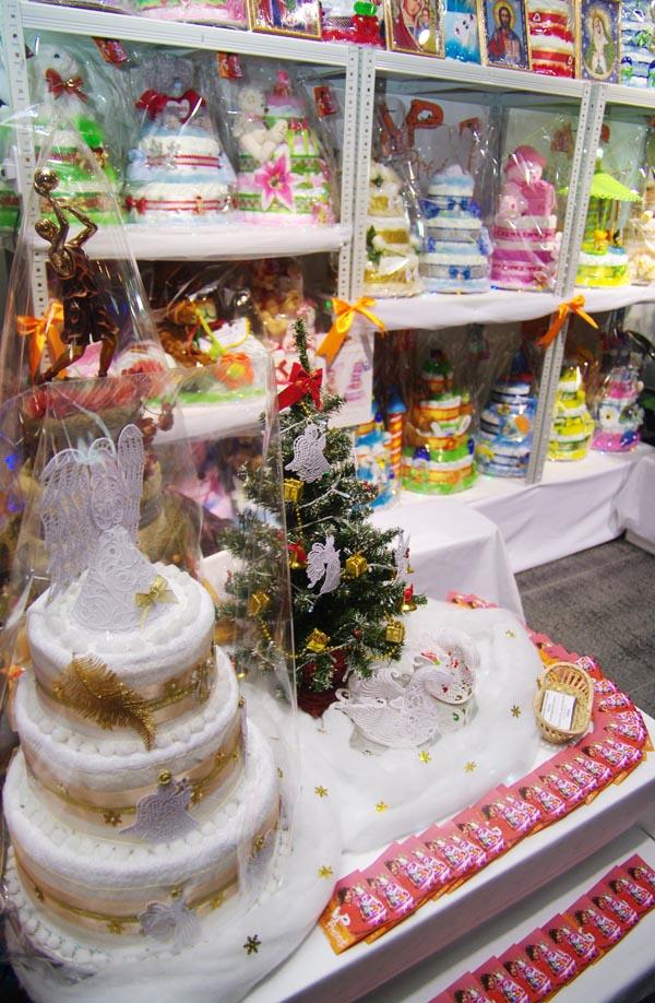Выставка новогодних подарков в Одессе