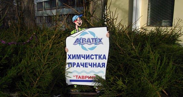 Сколько стоит ёлка в Одессе