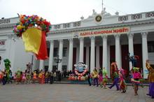 Юморина 2010 в Одессе