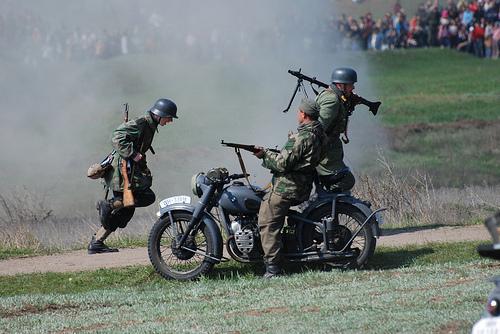 5-й международный военно-исторический Фестиваль «За родную Одессу. Апрель 1944 года»