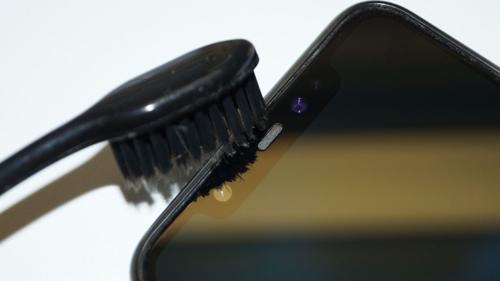 Как почистить микрофон телефона