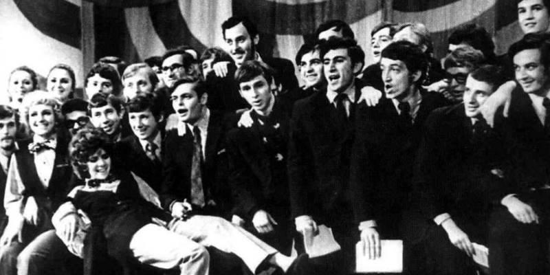 Команда КВН «Одесского института народного хозяйства» победила на первенстве Советского Союза