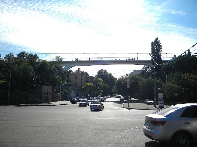 Одесские мосты как порождение прагматизма